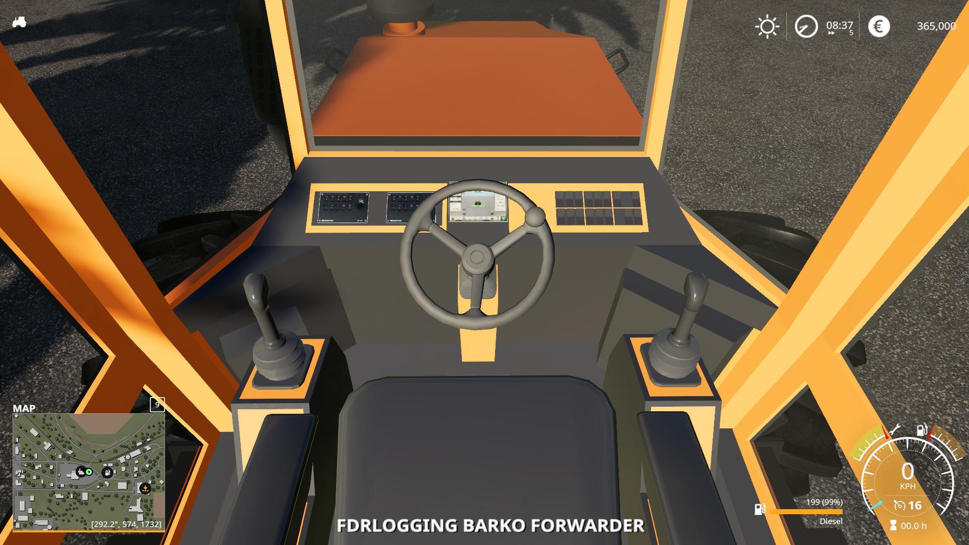 FS19 - Barko Forwarder V1.0