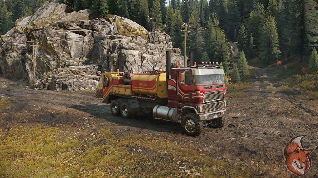 SnowRunner - Foxxs Trucks Pack [Wip] V1.0.7