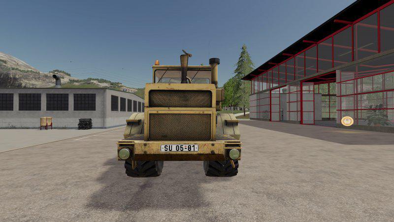 FS19 - Kirovez K-700 Tractor V1.0
