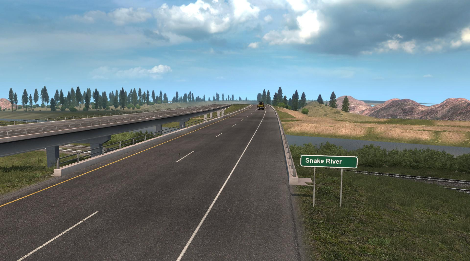 ATS - Project North V0.3.1 - Idaho & Wyoming (1.36.X)