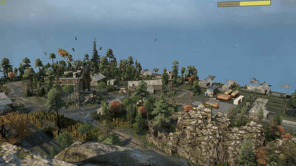 Spintires - The Story of Vova Map V1.4