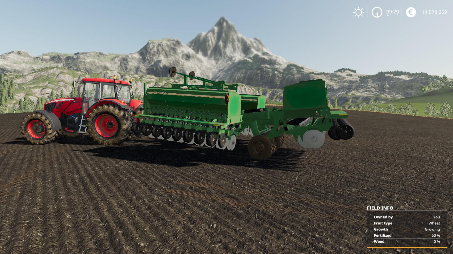 FS19 - Great Plaains 3S-3000 HD V1.0
