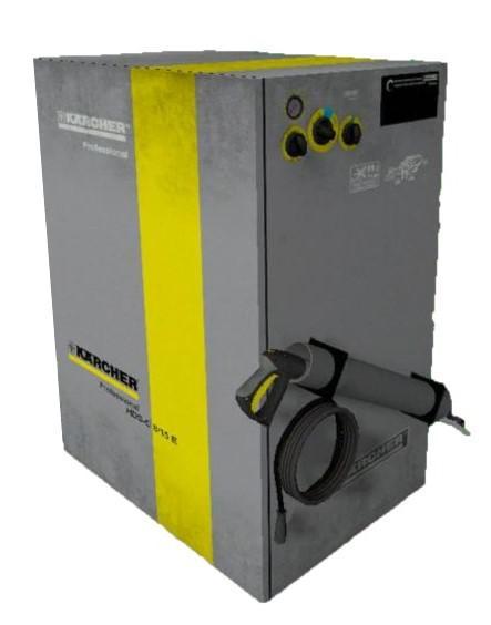 FS19 - Karcher HDS-C 8/15E V1.0