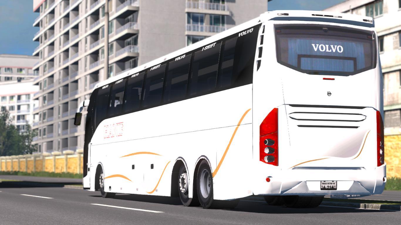 ETS2 - Volvo 9400 I-Shift (UK) V1.0 (1.35.X)