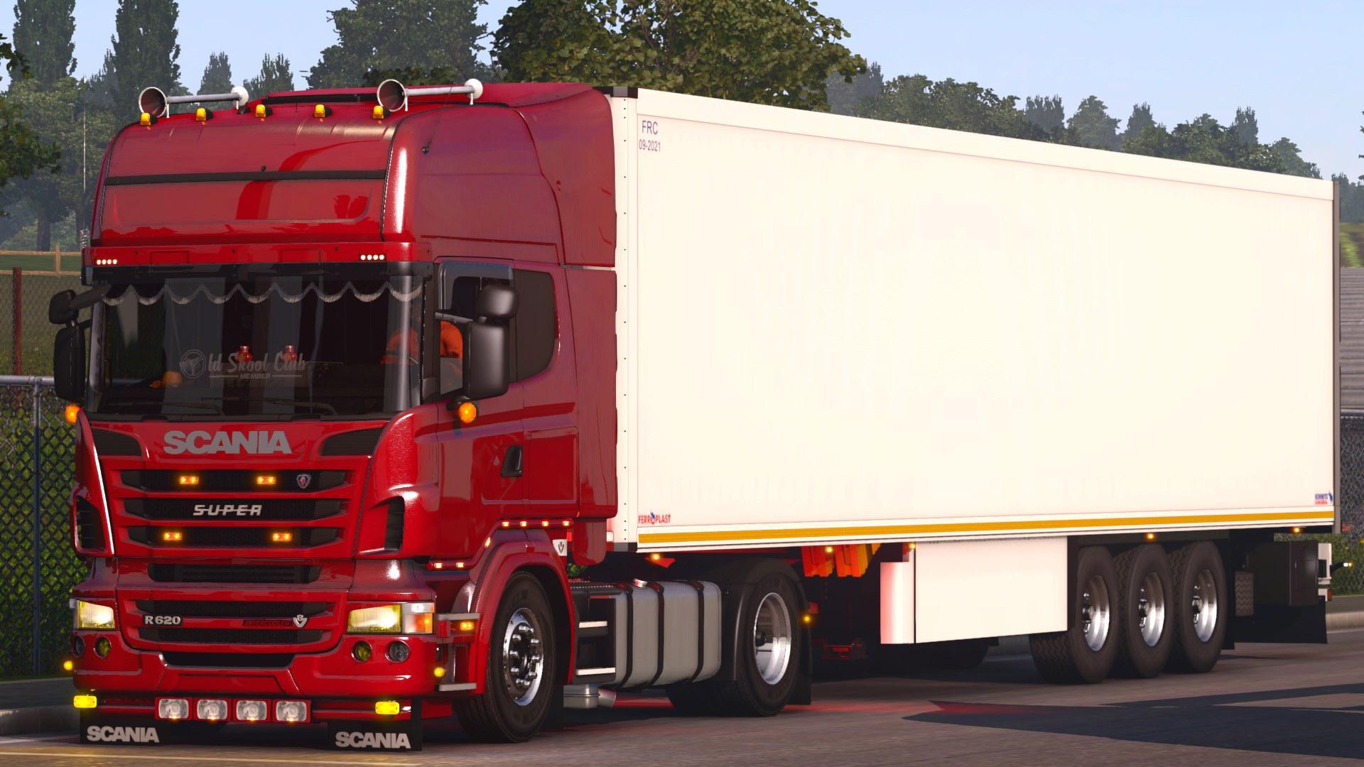 ETS2 - RJL Scania R & Streamline (1.39.x)