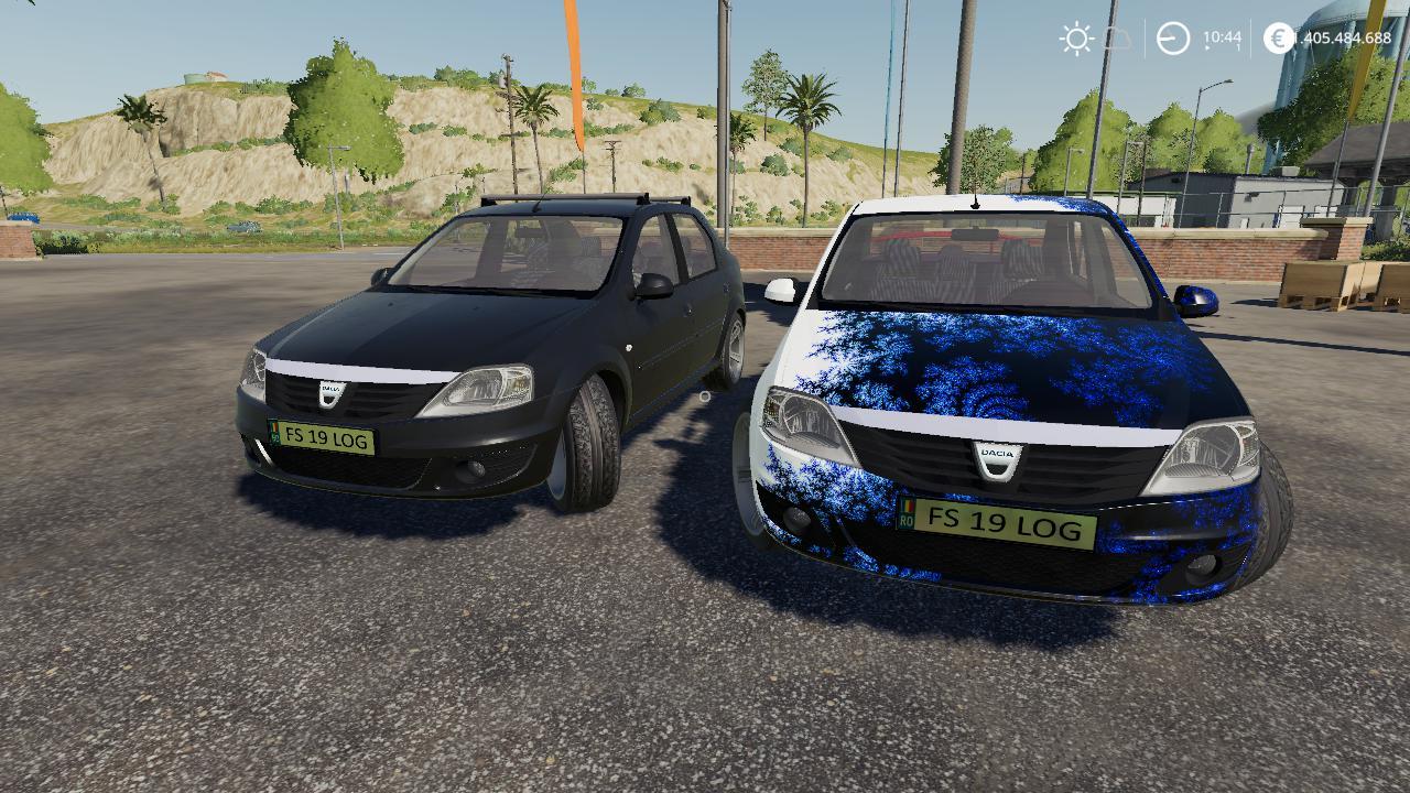 FS19 - Dacia Logan V1.0