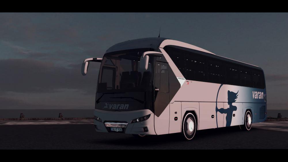 ETS2 - Neoplan New Tourliner V1.0 (1.39.x)