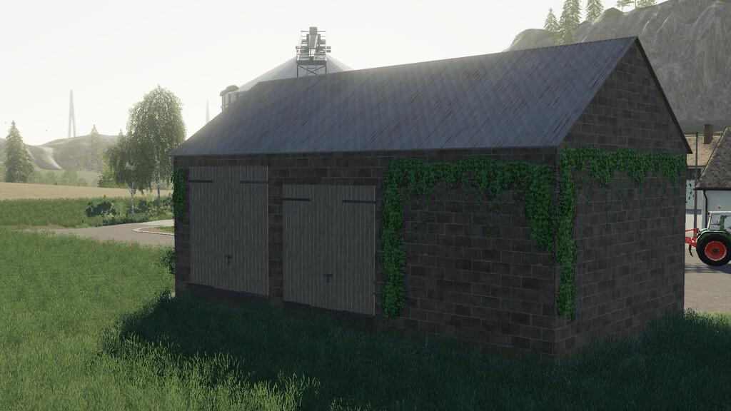 FS19 - Polish Barn V1