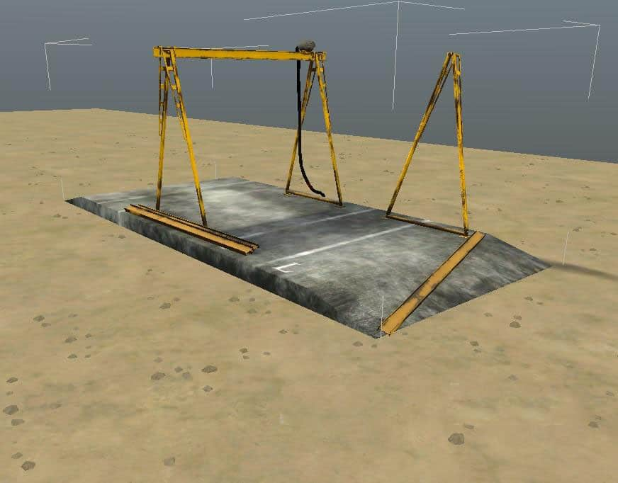 Spintires:Mudrunner - Collection of Models for The Map Editor V07.11.19