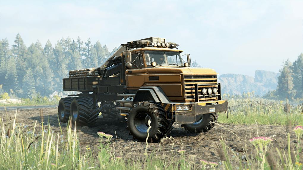 SnowRunner - Royal BM17 JBE V0.5