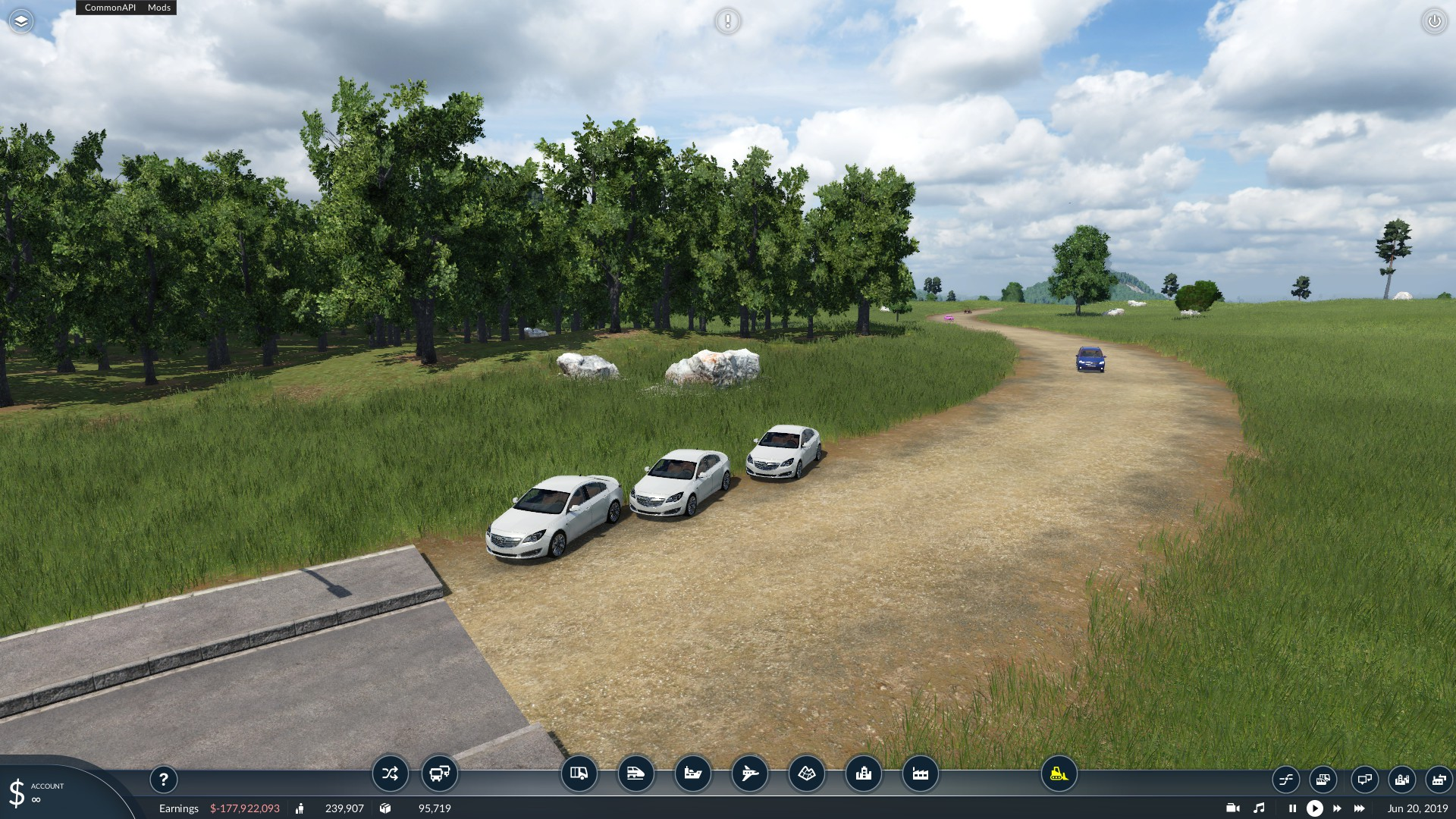 Transport Fever 2 - Opel Insignia 2014