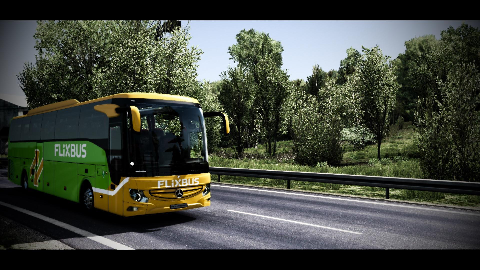 ETS2 - New Tourismo Update (1.40.x)