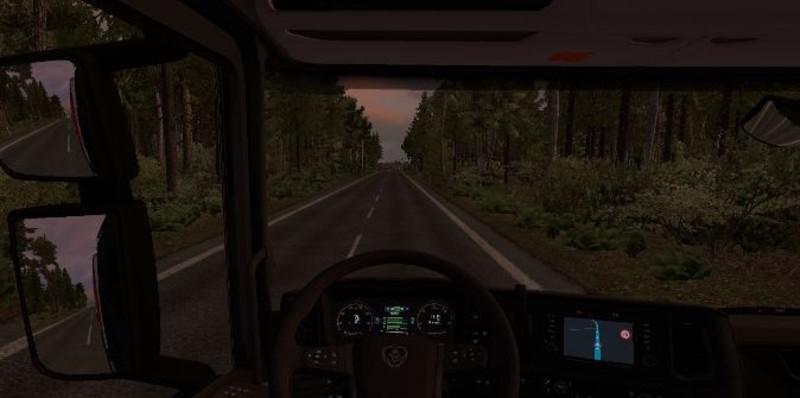 ETS2 - Realistic German Navigation Voice V1.2 (1.37.x)