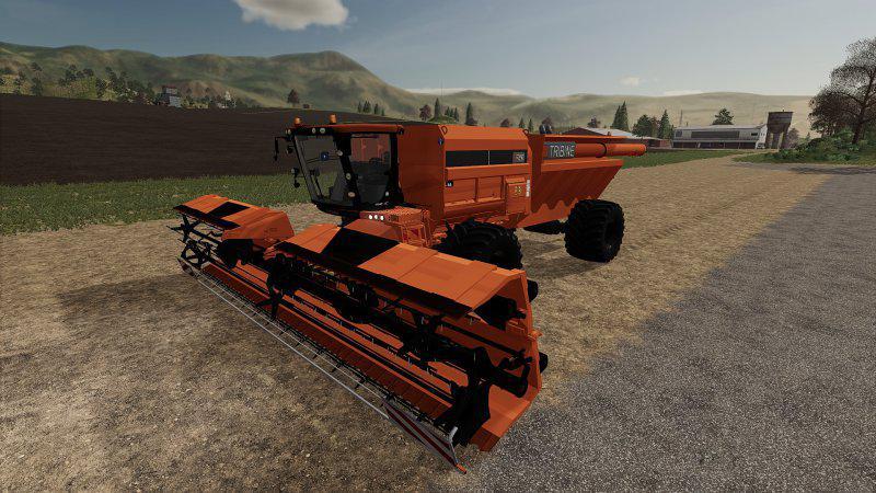 FS19 - Tribine T1000 Harvester V1.0