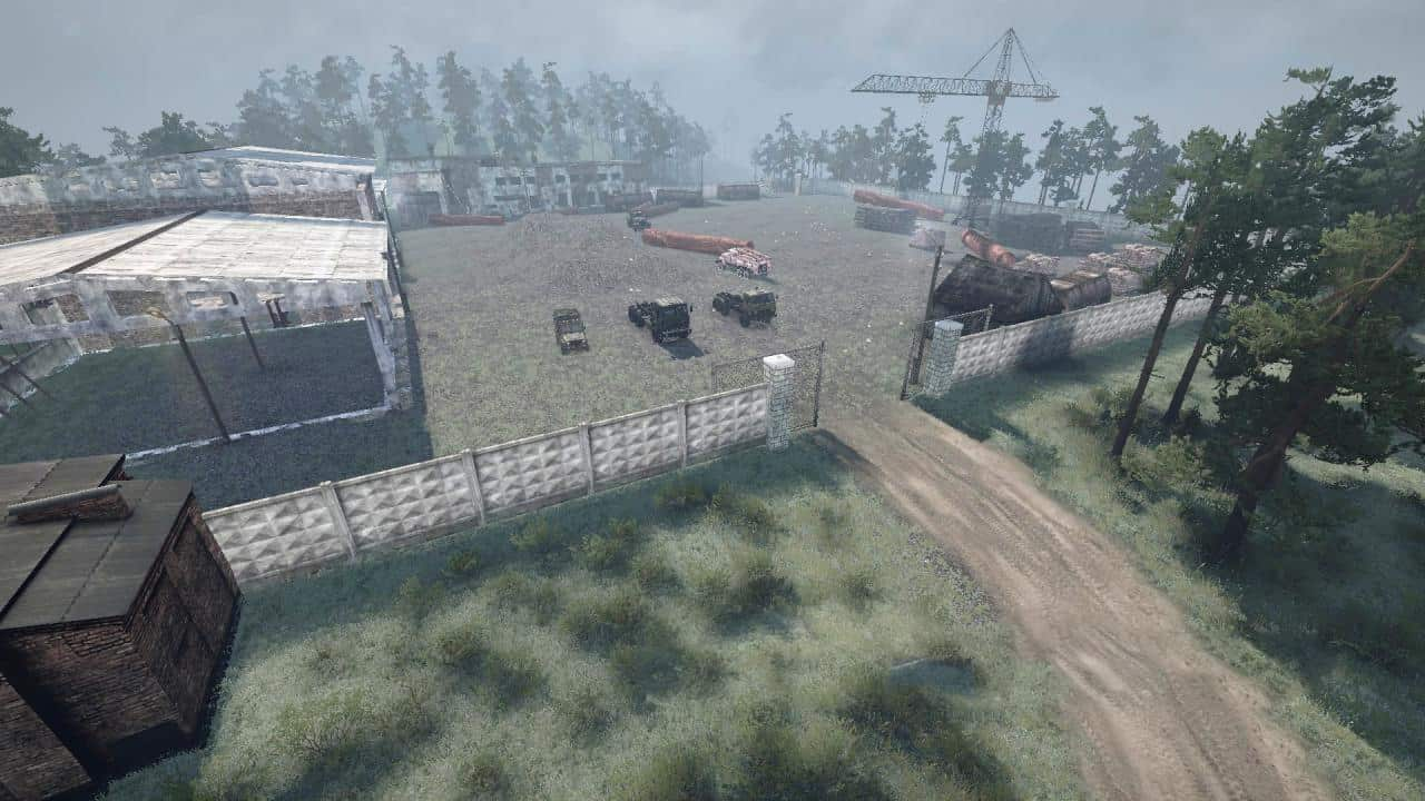 Spintires:Mudrunner - Star-G Map V06.11.19