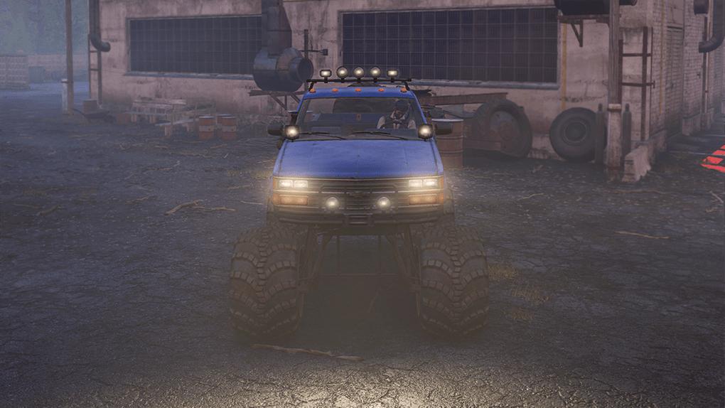 SnowRunner - Chevy CK1500 JB Edition V1.1