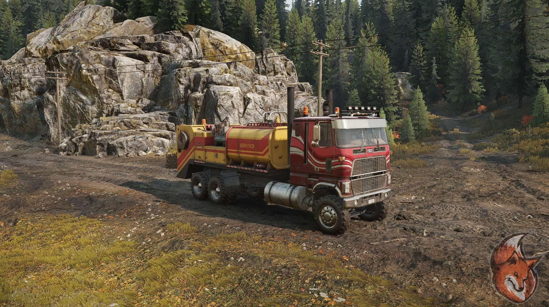 SnowRunner - Foxxs Trucks Pack [Wip] V1.0.6