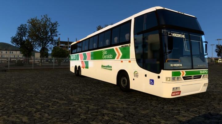 ETS2 - Busscar Jumbus 360 (1.41.x)