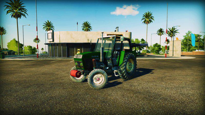 FS19 - Ursus 920 Tractor V1.0