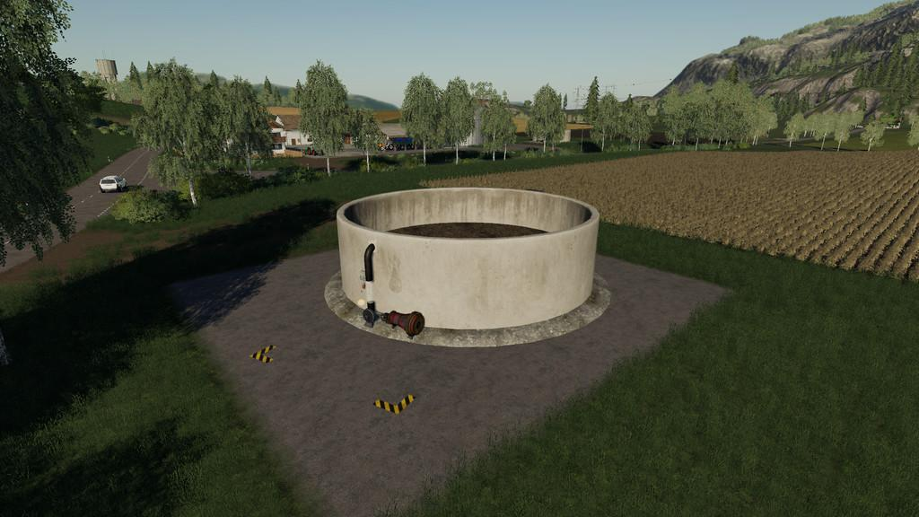 FS19 - Slurry And Digestate Storage V1.0