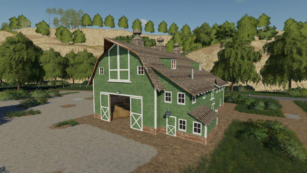 FS19 - Lone Oak Sell Points Pack V1.0