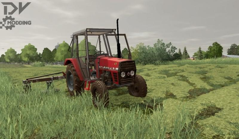 FS19 - IMT 539 Tractor V1.0
