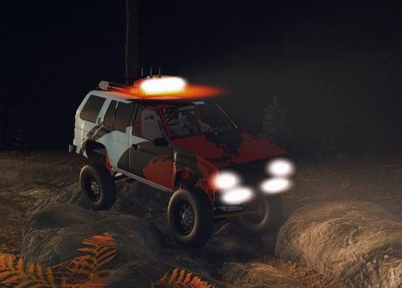 SnowRunner - Trailfinder V1.1