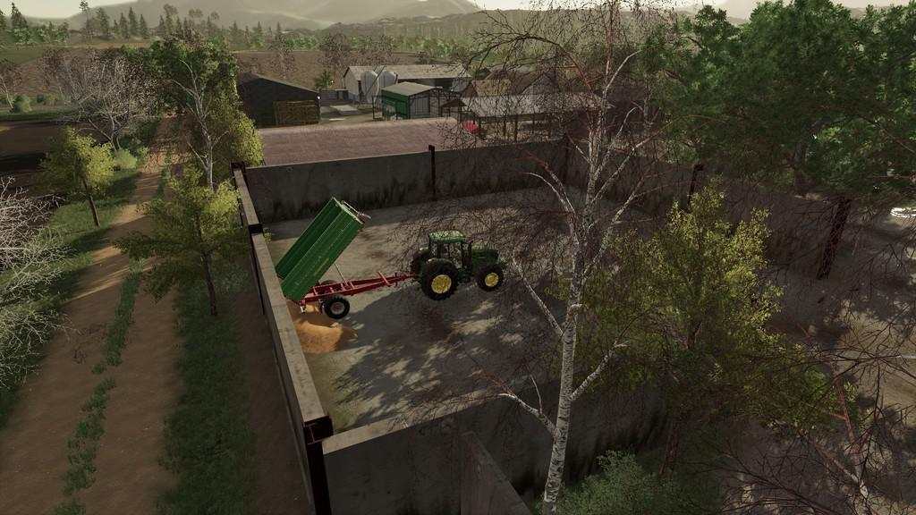 FS19 - The Old Farm Countryside Map V3.1