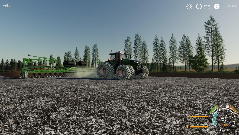 FS19 - Fenton Forest 4x Update 8