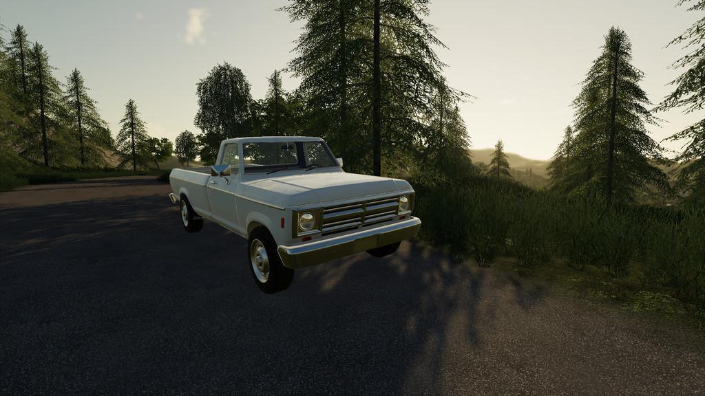FS19 - Pickup Rodeo V1.0