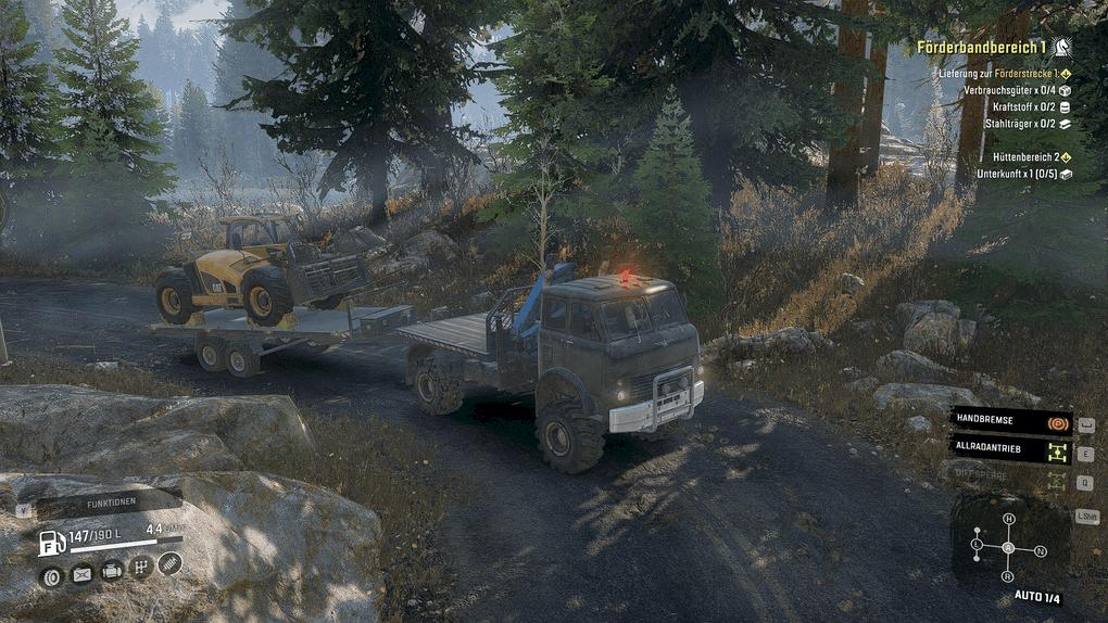 SnowRunner - TruckLife – ZikZ 5368 FR Only V1.0.1