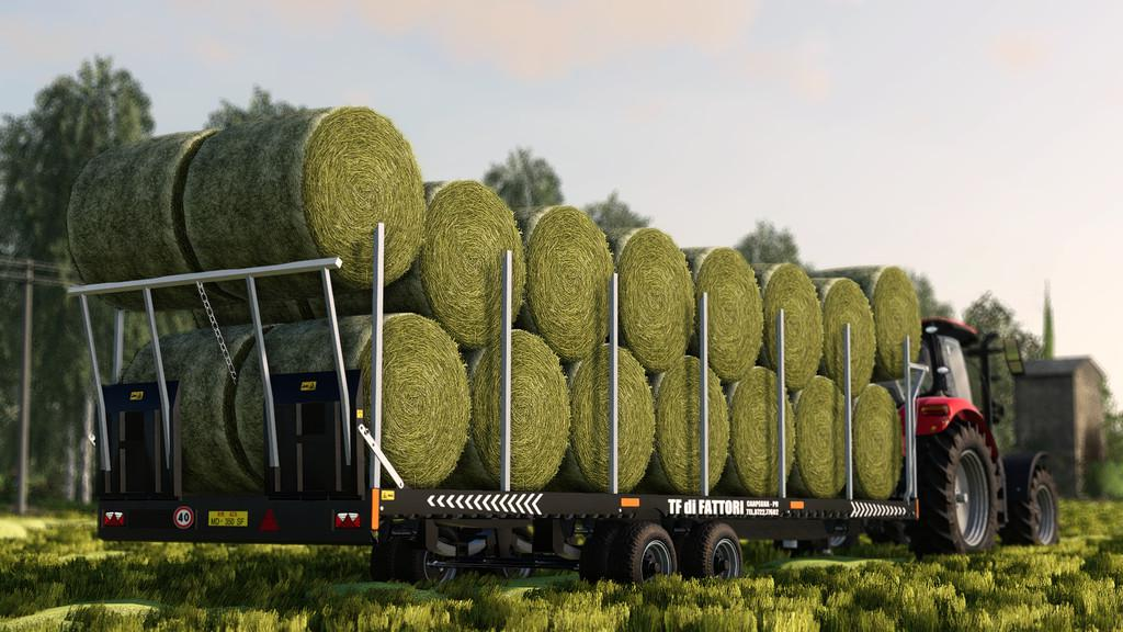 FS19 - TF140PB95 Trailer V1.1