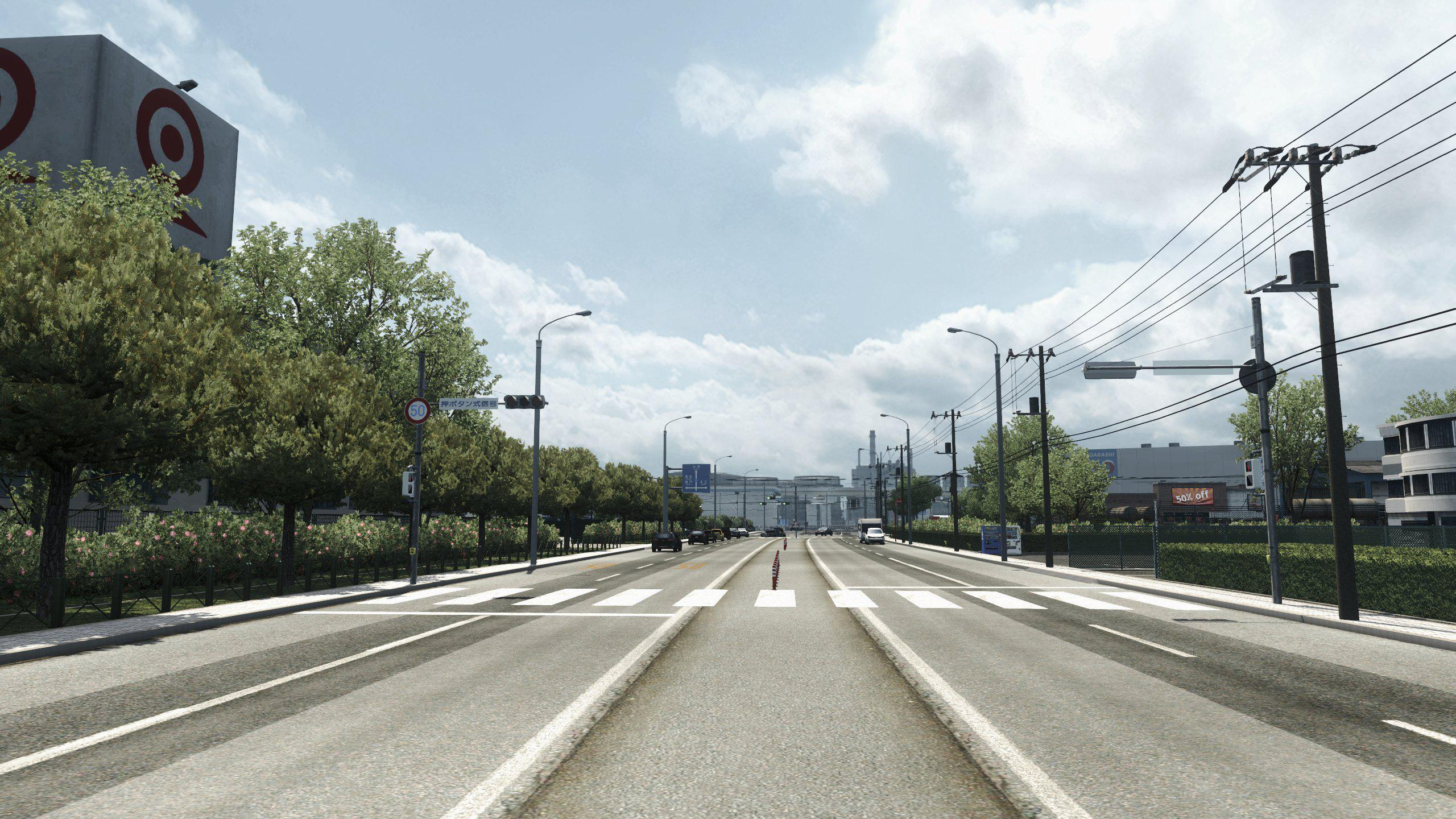 ETS2 - Project Japan Map V0.40 (1.37.x)
