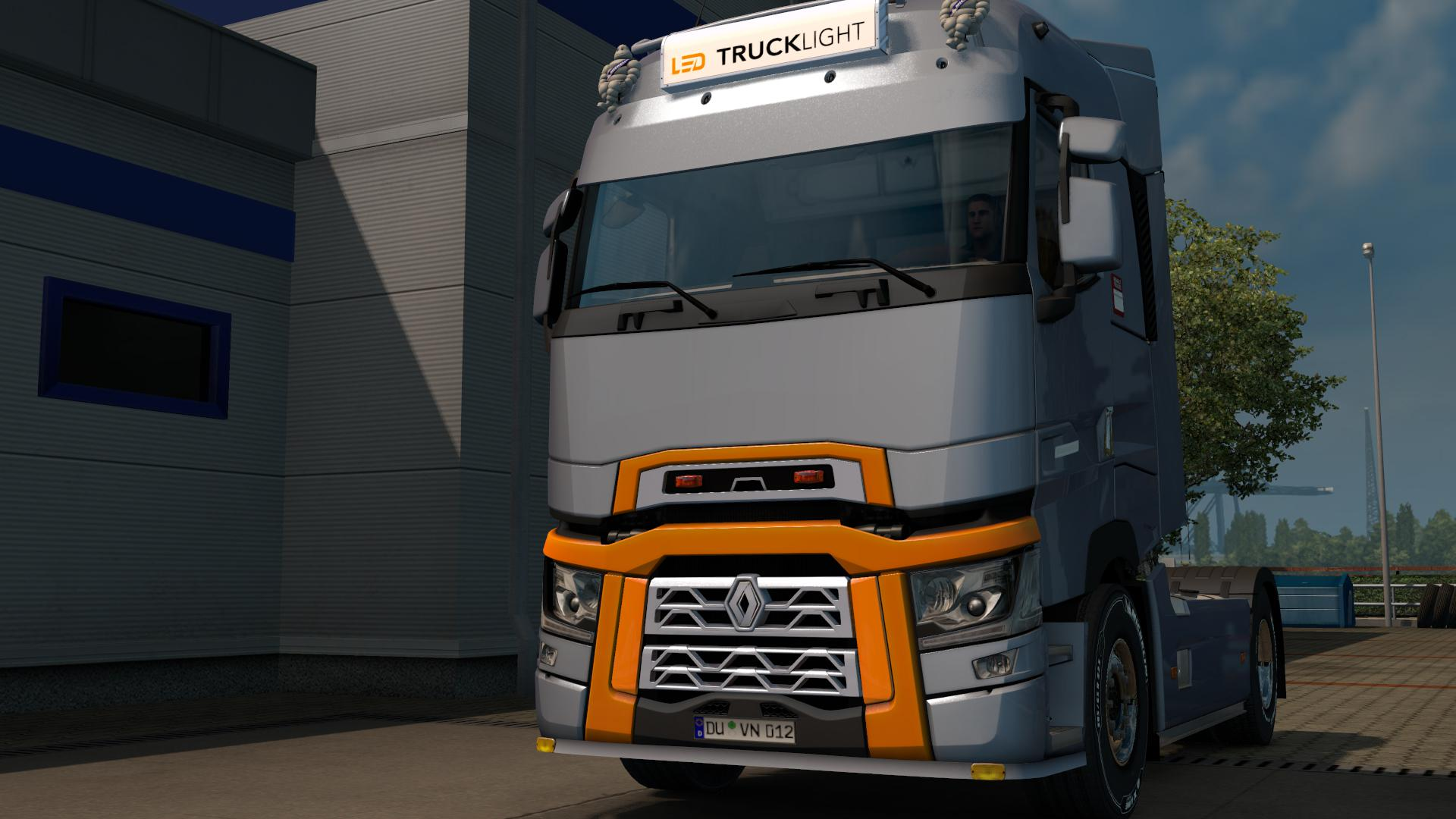 ETS2 - Led Trucklight V6.0 (1.35.X)