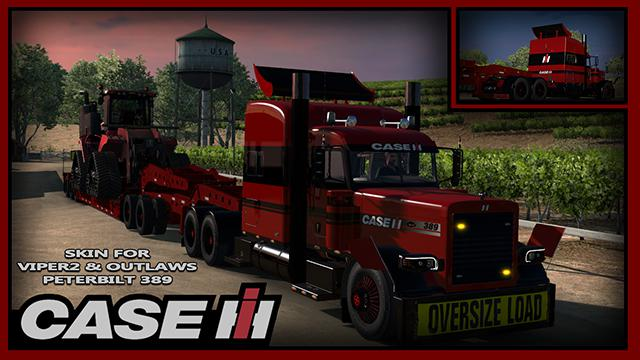 ATS - Case Skin for Viper And Outlaws 389 (1.36 - 1.39)