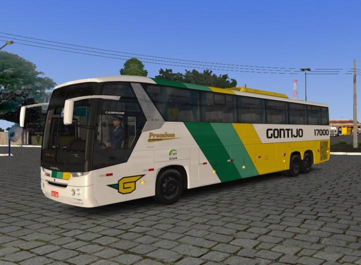 Omsi 2 – Comil Campione (Scania K420)