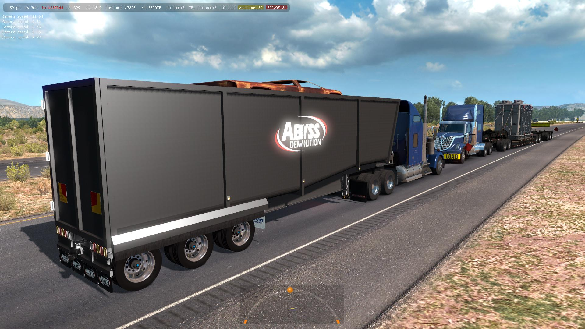 ATS - Abyss Trailers (1.37.x)