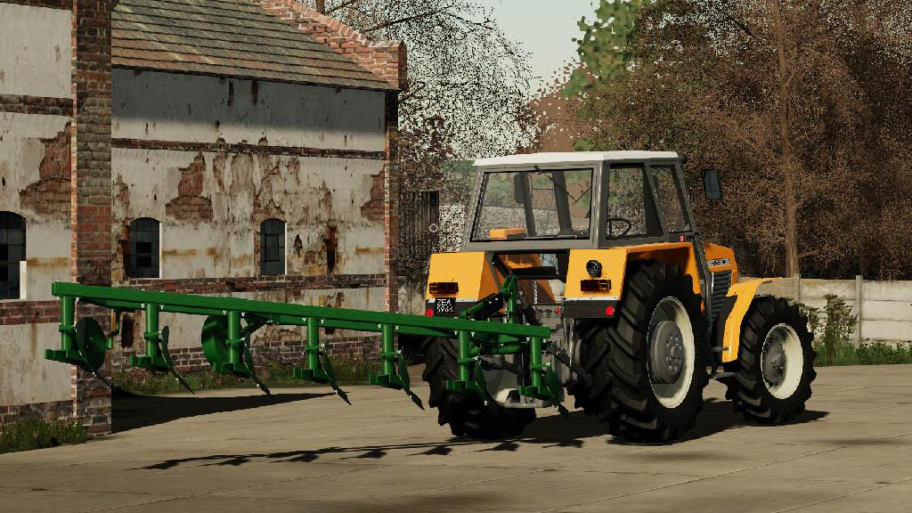 FS19 - Polish Plows Pack V1.0