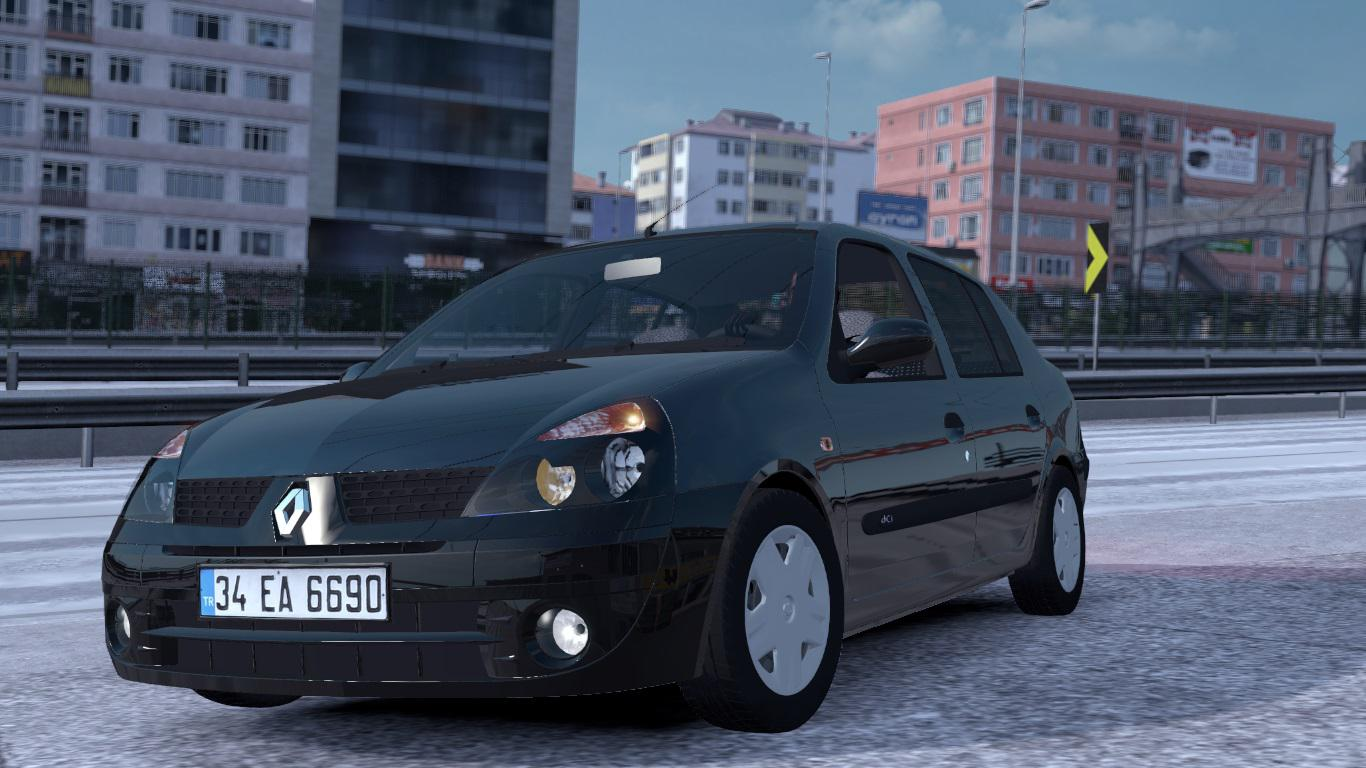 Ets2 Renault Clio 2 V1r20 1 36 X Euro Truck Simulator 2 Mods Club