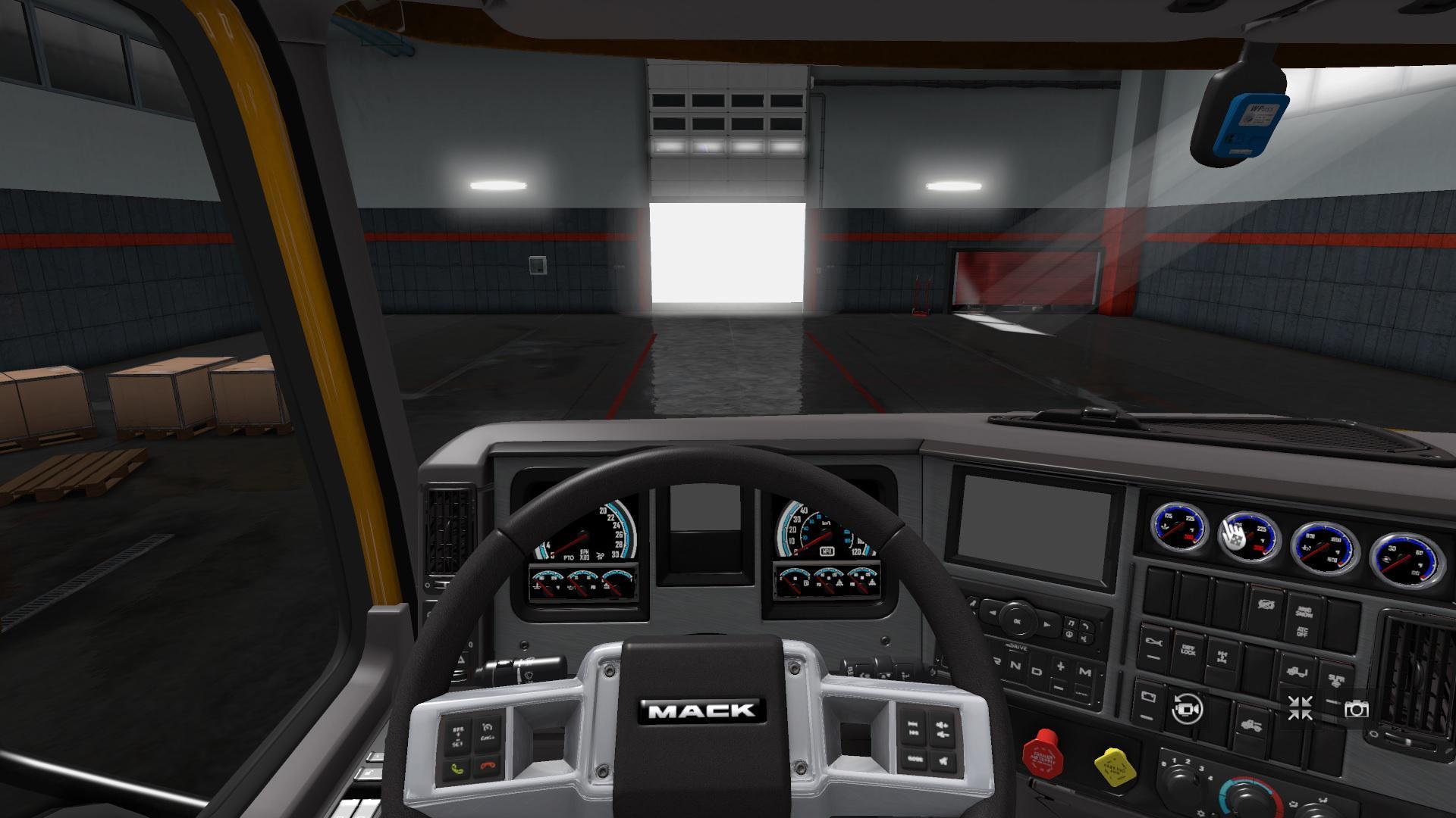 ETS2 - Mack Anthem Truck V1.3 (1.36.x)