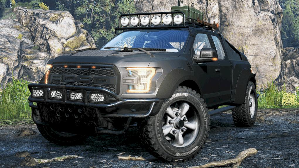 SnowRunner - Ford F150 Raptor 2017 V1.3.2