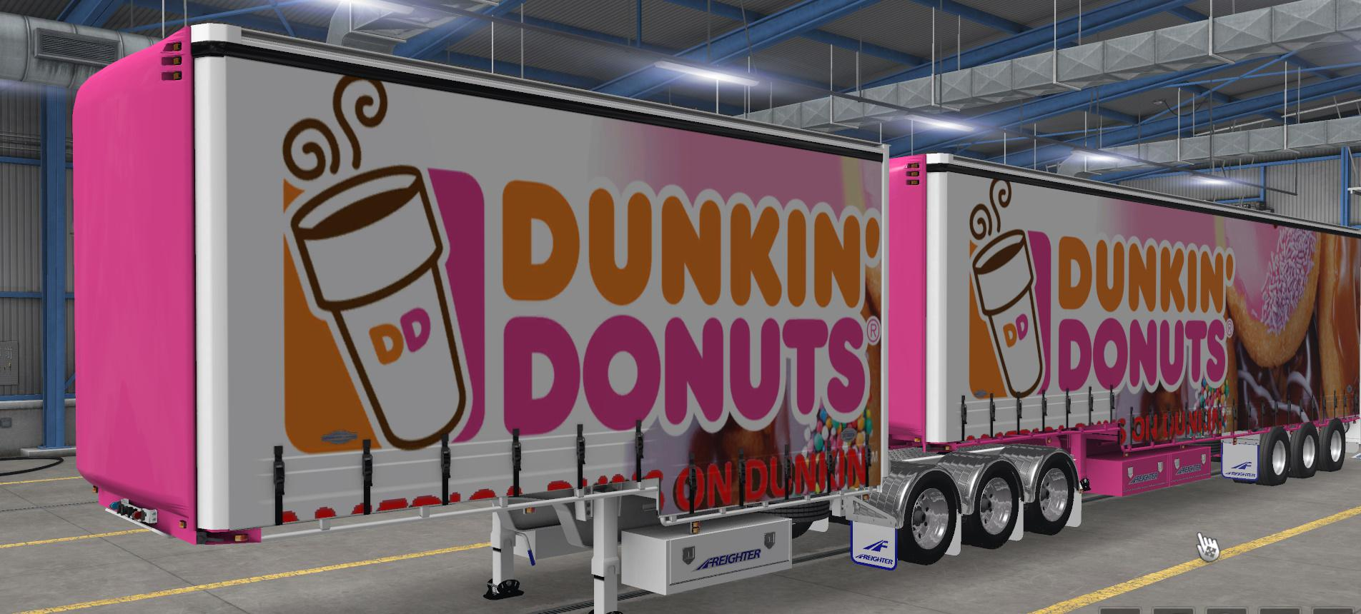 ATS - Fast Food Old Style Skins V1.0 (1.38.x)