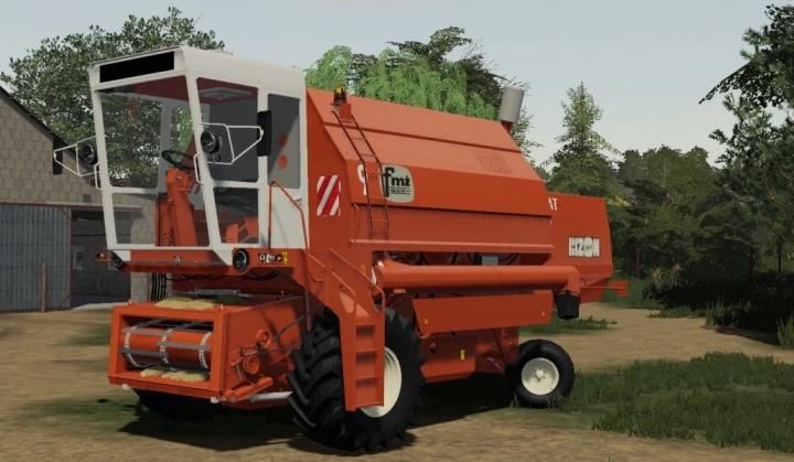 FS19 - Bizon Gigant Z083/Z060 V1.0