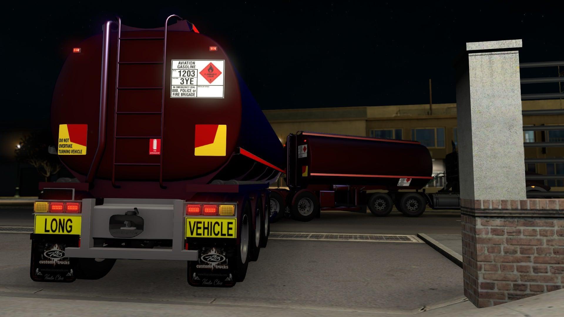 ATS - SWR Customs Aussie Tankers V1.0 (1.39.x)