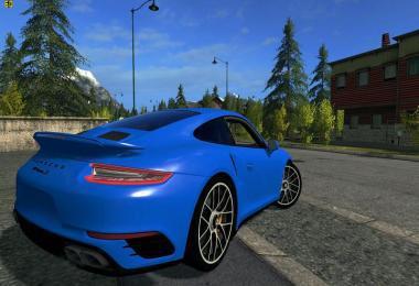 FS19 - Porsche 911 Turbo 2018 Future V1.0