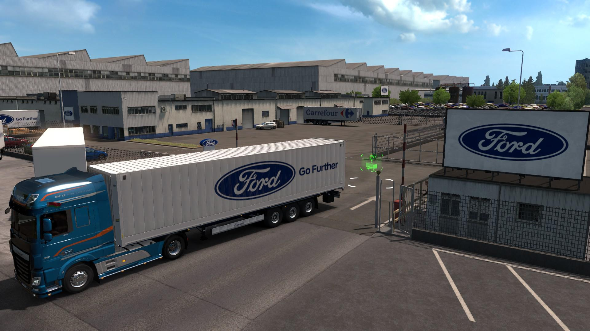 ETS2 - Real European Companies Reloaded DX11 (1.38.x)