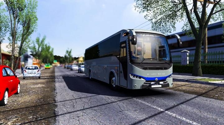 ETS2 - Prakash Capella Bus Mod (1.40.x)