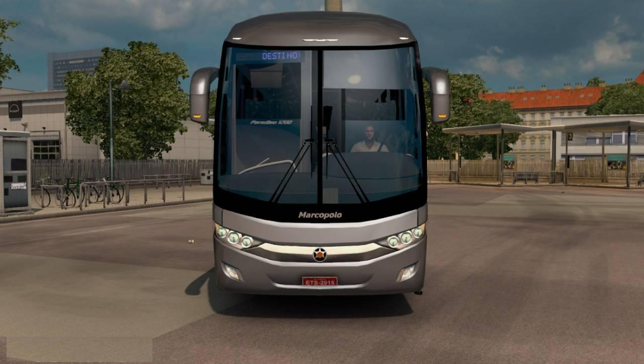 ETS2 - Marcopolo G7 1200 Volvo FC (1.36.x)