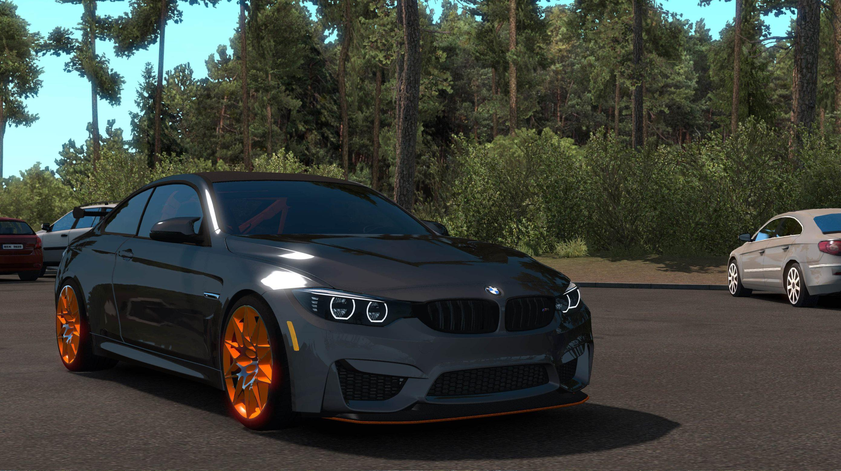 ATS - BMW M4 GTS Coupe 2016 (1.35+)
