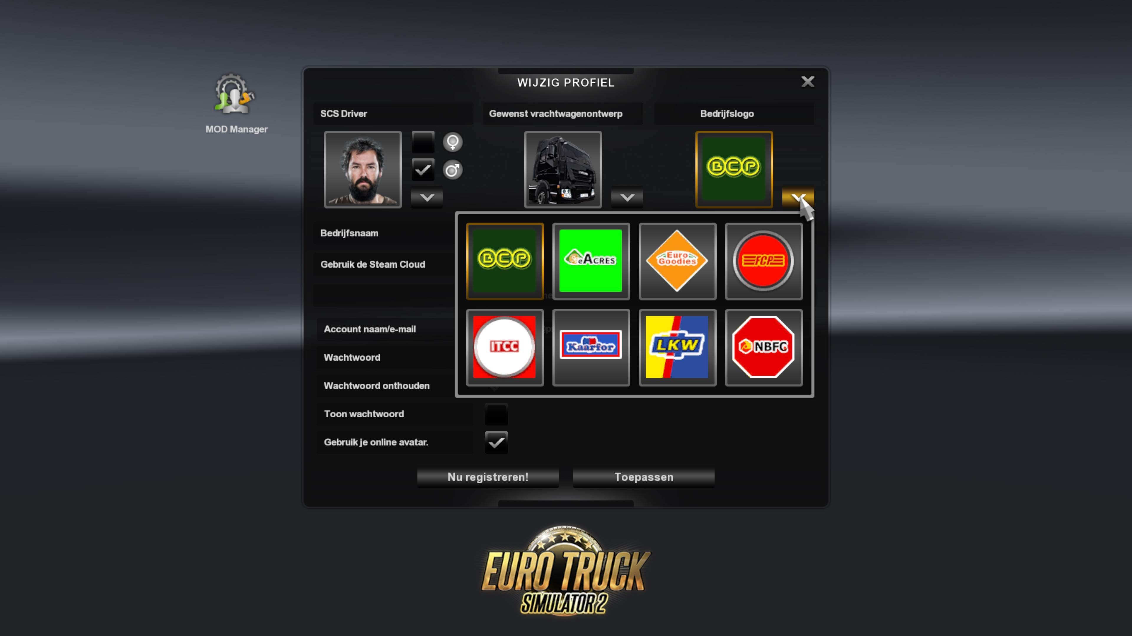 ets2 scs company player logo pack v1 0 1 35 x euro truck simulator 2 mods club euro truck simulator